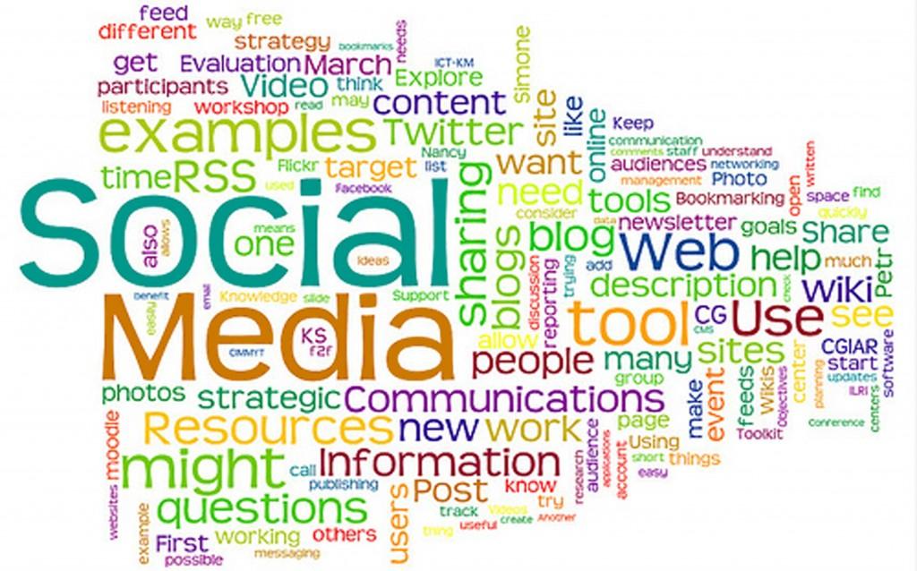Social Media Marketing Internet Guru Girl Texas